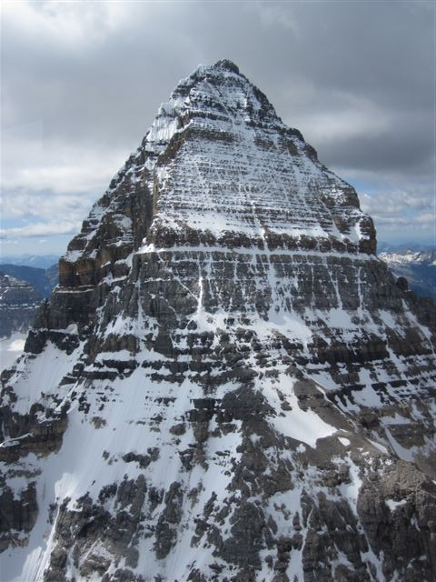guided climbing tours of mount assiniboine