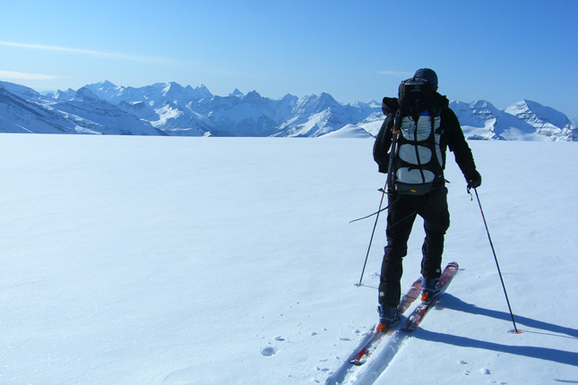 Wapta Travers, Bow-Yoho Traverse, Guided trips