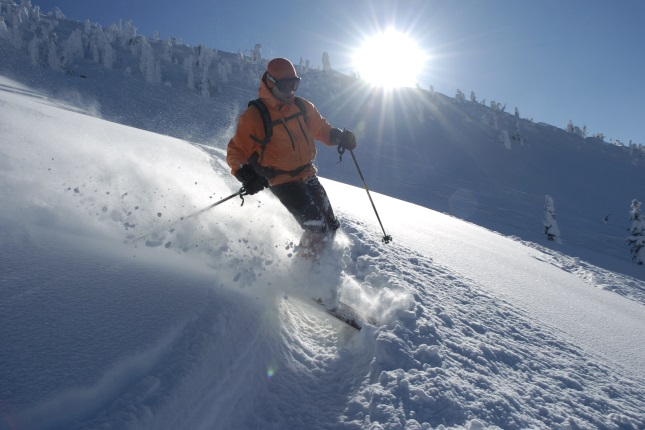 ski tour rogers pass, guided powder skiing, backcountry trips